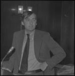 25757-3-8 Portret van wethouder Hans Mentink