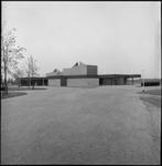 25941-1-7 Crematorium Hofwijk aan de Delftweg is 23-09-1977 officieel geopend