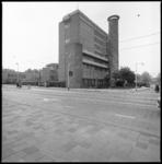 26107-4-7 Exterieur van het complex van de Ammanstichting (ontworpen door H.V. Gerretsen) op de hoek Boezemweg, Warande.