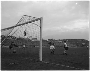 267 Spelmoment uit de wedstrijd Sparta - Feyenoord.