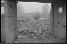 3043-1 Afgebroken Baptistenkerk aan de Ridderstraat