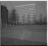 3136 Exterieur van het nieuwe Unilevergebouw aan het Museumpark, hoek Wytemaweg.