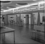 317 Interieur van de nieuwe vleugel van het Oogziekenhuis.
