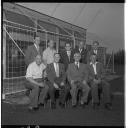 3378 Het negenkoppig bestuur van F.C. Pretoria R.