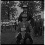 3465-5 Jury Tour van Drie: de heren: Adriaanse, Goedknecht en Wander.