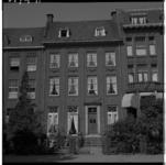3474-5 Exterieur meisjeshuis 't Klaverblad aan de Heemraadssingel 99.