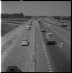 3479-2 Verkeer op tijdelijke rijstroken van Rijksweg 13 ter hoogte van de Doenkade.