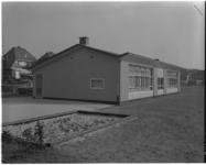 3503 Exterieur van de christelijke kleuterschool aan de Wildert 2.