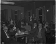 3640 Bijeenkomst wijkraad IJsselmonde.