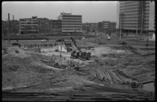4139-2 Resten van pand Ammanstichting hoek Weena-Hofplein-Coolsingel-Kruiskade.