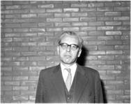 4533 Jeugdpredikant ds. M.L.W. Schoch van de Hervormde Gemeente te Rotterdam.