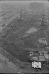 4737-1 Overzichten metrobouw op het Weena.
