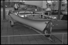 5009-1 Deel van de botenexpositie in Ahoy.