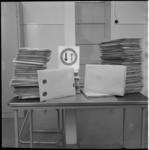 5024 Verkeersdiploma's in enveloppen in afwachting van uitreiking.