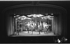 5114 Voorstelling Don Quichotte in Palace door Rotterdamse Kwekelingenvereniging.