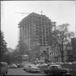 5163-2 Exterieur nieuwbouw Van Ommeren aan de Westerlaan.
