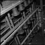 5173-1 Herplaatsing klokken carillon in de Sint Laurenstoren.