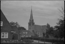 5599 De Hervormde kerk aan het Kerkplein in Geervliet.