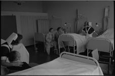 5604-1 Ziekenzaal in Streekverpleegtehuis De Plantage in Brielle.