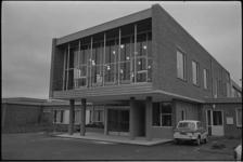 5604-2 Hoofdgebouw van Streekverpleegtehuis De Plantage in Brielle.