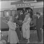 58 Passagiers voor Sabena-helikopter.