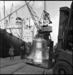 6164 Kerkklok per schip naar Nagoya in Japan.