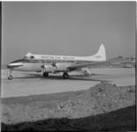 642 Een Havilland-Heron van Morton Air Services voor rondvluchten op Zestienhoven.