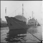 6545 Vertrek Zweedse kusttanker Thuntank VII.
