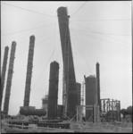 6568 Plaatsing kraakinstallatie bij olieraffinaderij Esso in Botlekgebied.