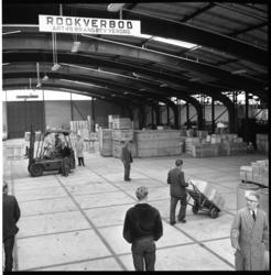 6724 Loods van Wm. H. Müller & Co's Stuwadoors Maatschappij NV.