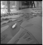 6749 Maquette van NAVO-vloot in Instituut voor Scheepvaart en Luchtvaart.