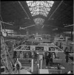 6923-2 Overzicht van de stands op de internationale scheepsbouwtentoonstelling Europort 1964 in Ahoy-complex.