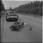 705-1 Ongeval waarbij een motorrijder betrokken is op Rijksweg A 13 bij de West-Sidelinge.