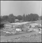 7160-2 Dierenasiel aan de Abraham van Stolkweg in aanbouw.