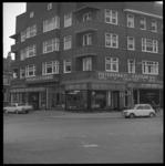 7299-1 Autoherstelplaats en garage Pietersen & Co aan het Broersvest in Schiedam.