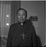 736-1 Portret van een Japanse bisschop.