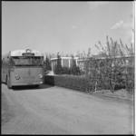 7439 Rondrit met RET-bus, onder andere over de Gemeentekwekerij, onder de naam 'Kris-Kras'-ritten.