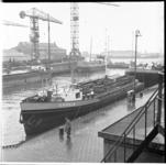 7455 Binnenvaartschip Candia wordt verlengd.