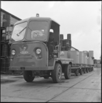 7617-2 Terreintransportauto Dow Chemical in de Botlek.