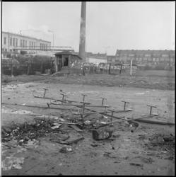 7693 Baldadigheid rond verwaarloosde speeltuin naast melkfabriek De Combinatie.