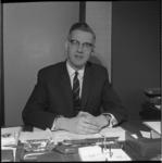 7818 Portret van Berend Jan Udink, politicus CHU.