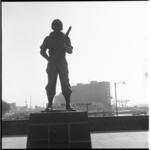 7852 Mariniersmonument Oostplein richting Boerengat.