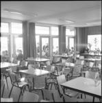 7991-2 Opening clubhuis van Speeltuin Vreewijk op de Pinksterweide in Tuindorp de Vaan.