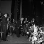 8026-2 Afscheid dirigent van het Rotterdams Philharmonisch Orkest, Eduard Flipse, in de Schouwburg,