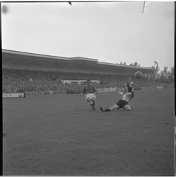 825-1 Spelmoment uit de voetbalwedstrijd Sparta - Feyenoord.
