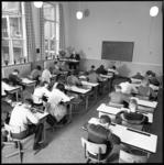 8333 Klaslokaal in de Dr J.Th. Visserschool.