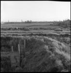 8340 Mogelijke plek voor Ahoy in Prins Alexander (deelgemeente). Rechts op de achtergrond de Van Brienenoordbrug.
