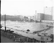 8355 Werkzaamheden op en onder het Schouwburgplein met o.a. bouw van een ondergrondse parkeergarage voor concert- en ...