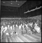 8454-2 Congres van de Vereniging van Nederlandse Gemeenten in Grote Zaal van De Doelen, in aanwezigheid van Prins ...