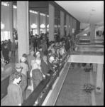 8756 Publiek bezoekt het nieuwe concert- en congresgebouw De Doelen.